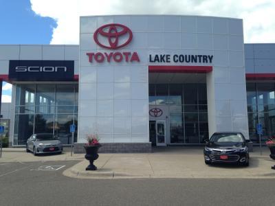 Lake Country Toyota Image 1