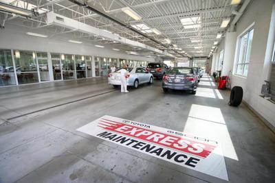 Heritage Toyota Owings Mills Image 2