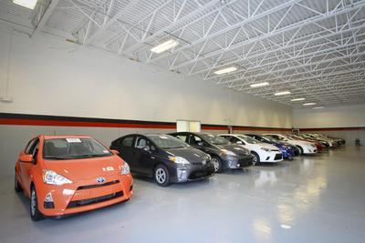 Heritage Toyota Owings Mills Image 3