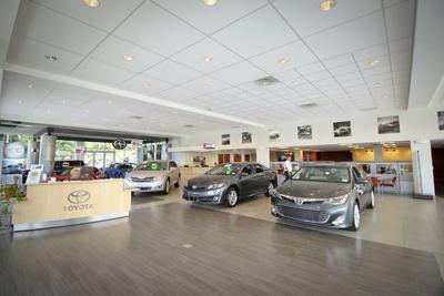 Heritage Toyota Owings Mills Image 8