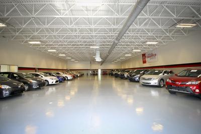 Heritage Toyota Owings Mills Image 9