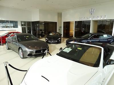 Zeigler Fiat Maserati Alfa Romeo of Schaumburg Image 8