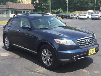 INFINITI FX35 2008 for Sale in North Franklin, CT