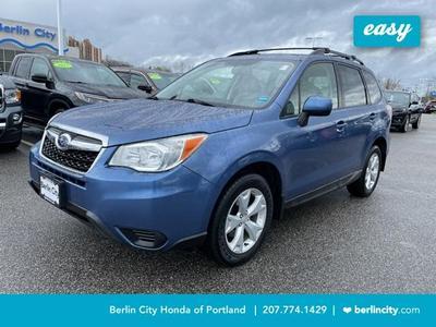 Subaru Forester 2015 a la venta en South Portland, ME