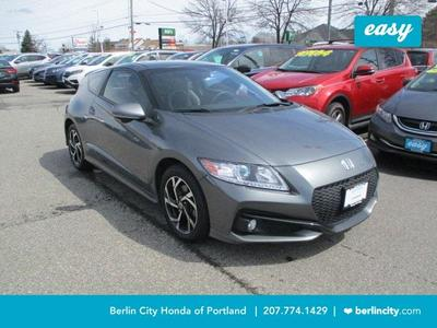 2016 Honda CR-Z EX for sale VIN: JHMZF1D64GS000767