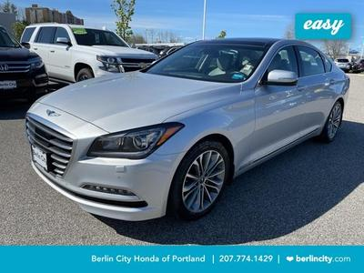 Genesis G80 2017 for Sale in South Portland, ME