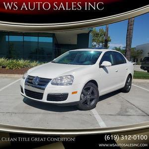 Volkswagen Jetta 2010 for Sale in El Cajon, CA