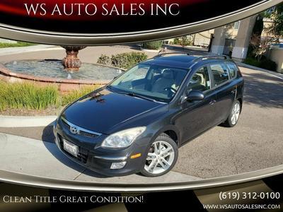 Hyundai Elantra Touring 2010 a la venta en El Cajon, CA