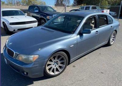 BMW 750 2006 a la venta en El Cajon, CA