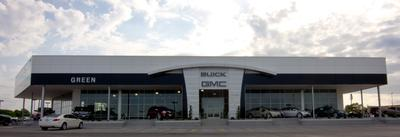 Green Buick GMC Image 1