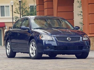 2005 Nissan Altima 2.5 S for sale VIN: 1N4AL11DX5N444067