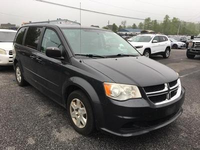 2011 Dodge Grand Caravan Express for sale VIN: 2D4RN4DG1BR768329