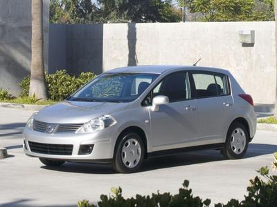 2007 Nissan Versa S for sale VIN: 3N1BC13EX7L408597