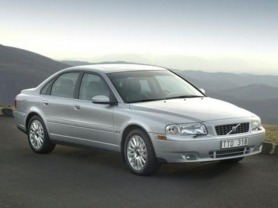 2004 Volvo S80 2.9 for sale VIN: YV1TS92D041348483
