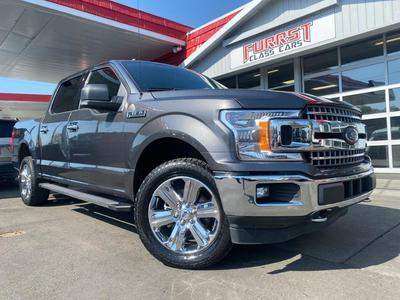 Ford F-150 2018 for Sale in Charlotte, NC