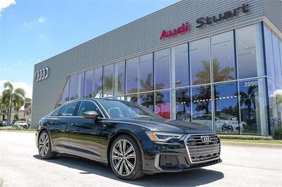 2019 Audi A6 55 Premium Plus for sale VIN: WAUL2AF23KN087658