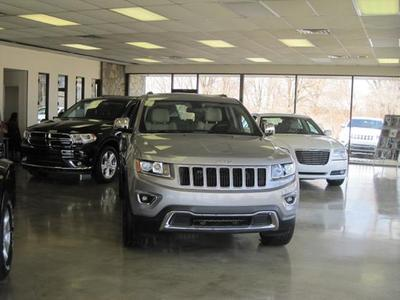 Myers Chrysler Dodge Jeep Ram Image 9