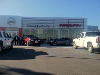 Nissan of Orangeburg Image 2