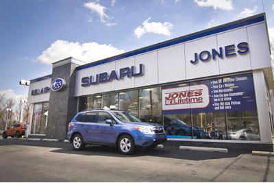 Jones Bel Air Subaru Image 5