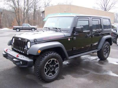 2015 Jeep Wrangler Unlimited Rubicon for sale VIN: 1C4BJWFG1FL666823