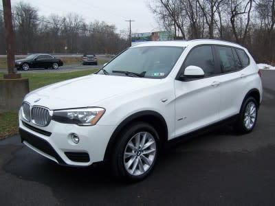 2016 BMW X3 xDrive28i for sale VIN: 5UXWX9C53G0D80058