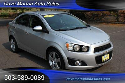 Chevrolet Sonic 2012 for Sale in Salem, OR