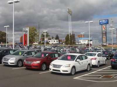 Tom Hesser Nissan LLC Image 9