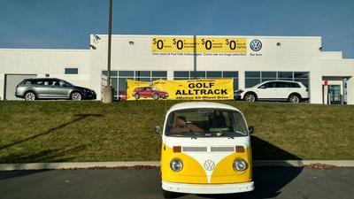Post Falls Volkswagen Image 1