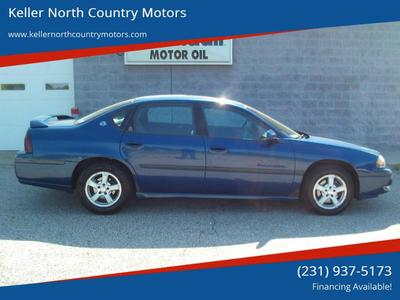 Chevrolet Impala 2003 for Sale in Howard City, MI