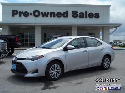 Toyota Corolla 2018 for Sale in Broussard, LA