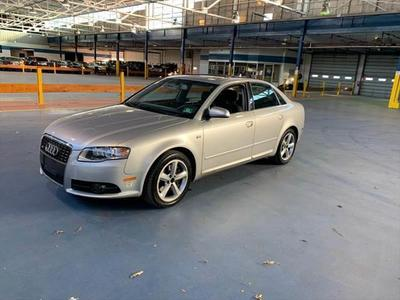 2008 Audi A4 3.2 quattro for sale VIN: WAUDH78EX8A078324