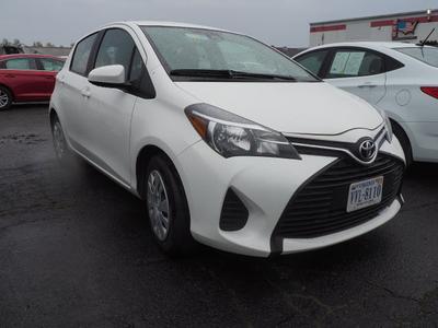 2017 Toyota Yaris L for sale VIN: VNKKTUD33HA083383