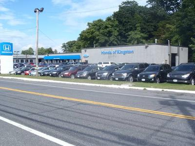 Lia Honda Kingston NY Image 1