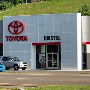 Toyota of Bristol Image 1