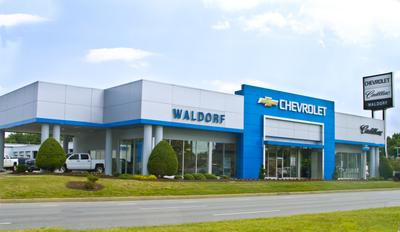 Waldorf Chevrolet Cadillac Image 2