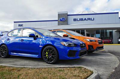 RK Subaru Image 1