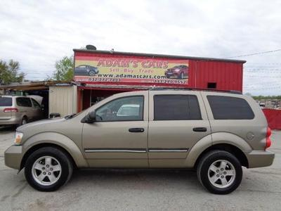 2007 Dodge Durango SLT for sale VIN: 1D8HB48P57F570252