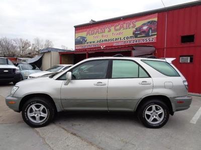 2002 Lexus RX 300  for sale VIN: JTJHF10U020271683