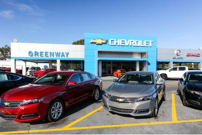 Greenway Chevrolet of the Shoals Image 6
