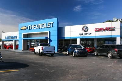 Greenway Chevrolet of the Shoals Image 8
