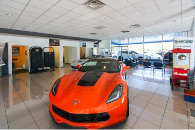 Greenway Chevrolet of the Shoals Image 9