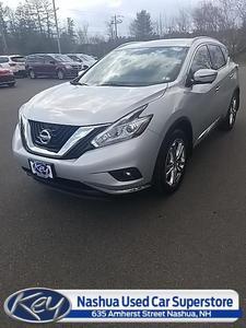 Nissan Murano 2018 a la venta en Nashua, NH