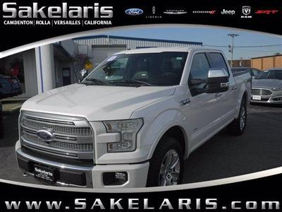 Ford F-150 2015 for Sale in Camdenton, MO