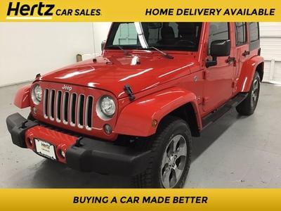 Jeep Wrangler JK Unlimited 2018 for Sale in Beaverton, OR