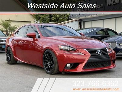 Lexus IS 250 2014 for Sale in Inglewood, CA