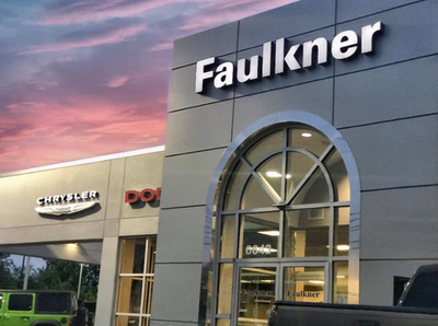 Faulkner Chrysler Dodge Jeep Ram Fiat Image 1