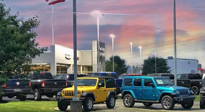 Faulkner Chrysler Dodge Jeep Ram Fiat Image 2