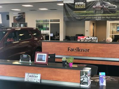 Faulkner Chrysler Dodge Jeep Ram Fiat Image 3