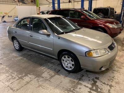 2002 Nissan Sentra GXE for sale VIN: 3N1CB51D02L607630