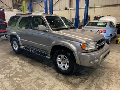 2002 Toyota 4Runner Limited for sale VIN: JT3HN87R620362543